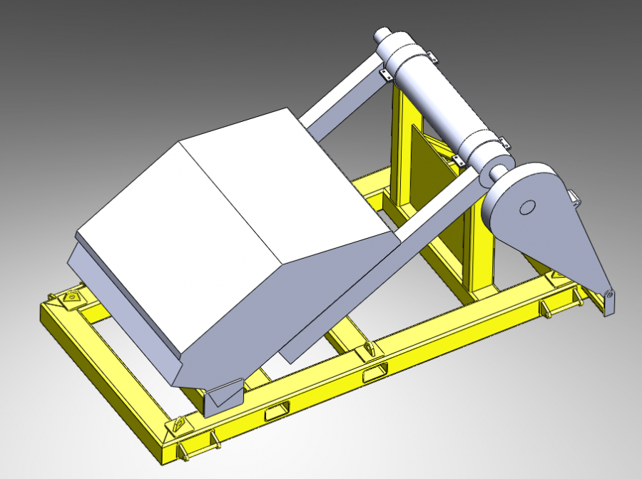 Modified Transport Frame