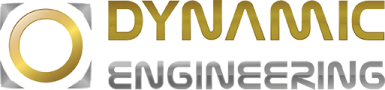 Dynamic Engineering Logo