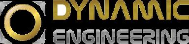 Dynamic Engineering Logo